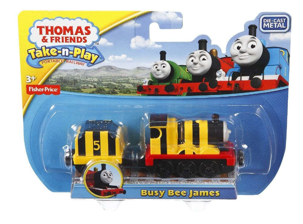 Thomas Amp Friends Take N Play Busy Bee James